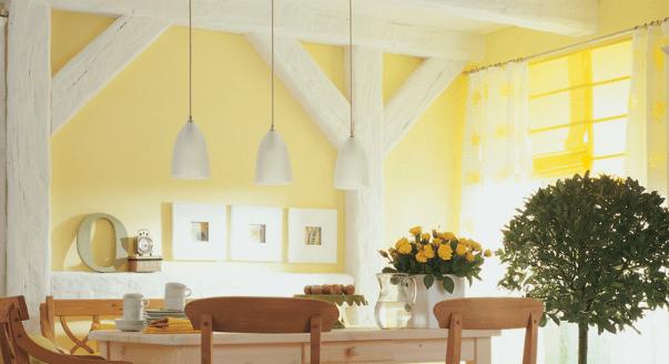 На фото: декоративные балки от компании Decosa