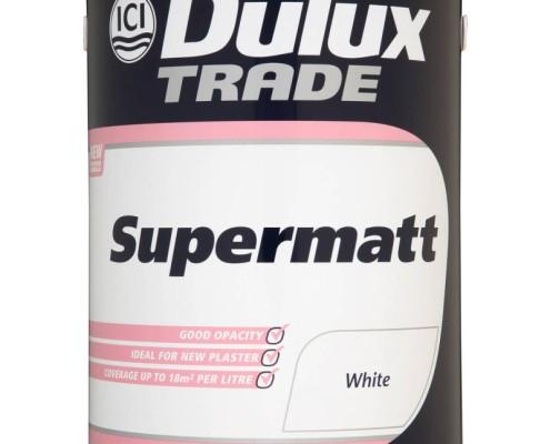 Краска в/э Dulux Trade Supermatt