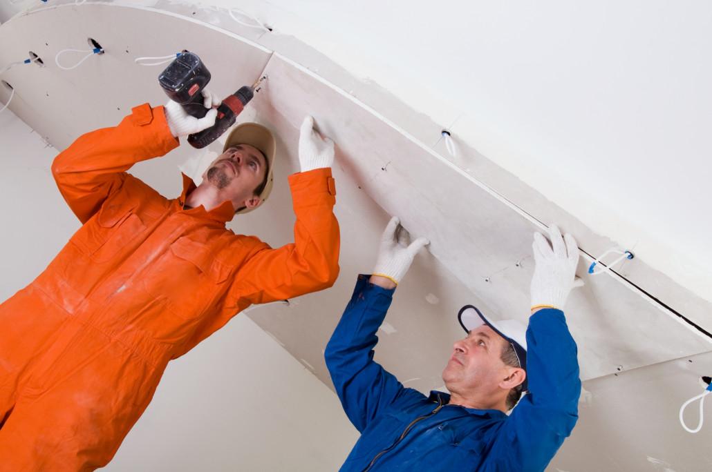 Как сделать потолок