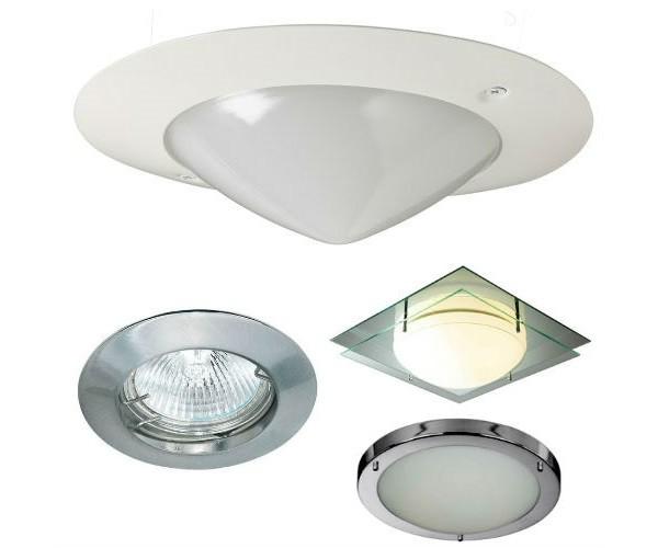 Как выбрать светильник для ванной
