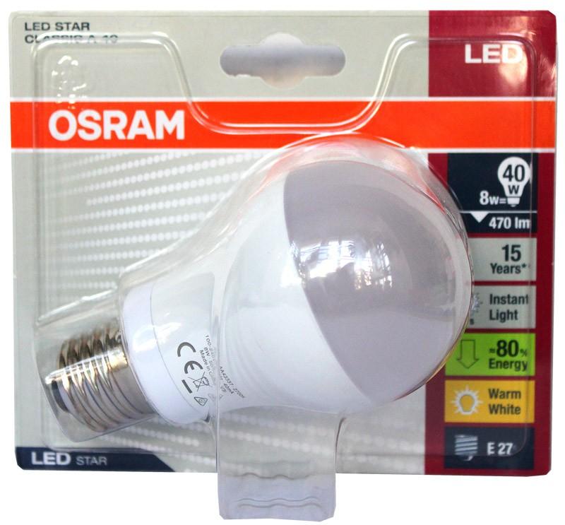 Osram Led Star Classic A 40