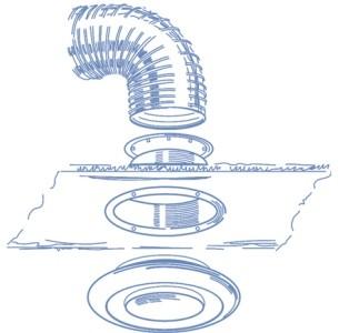 диффузоры для вентиляции