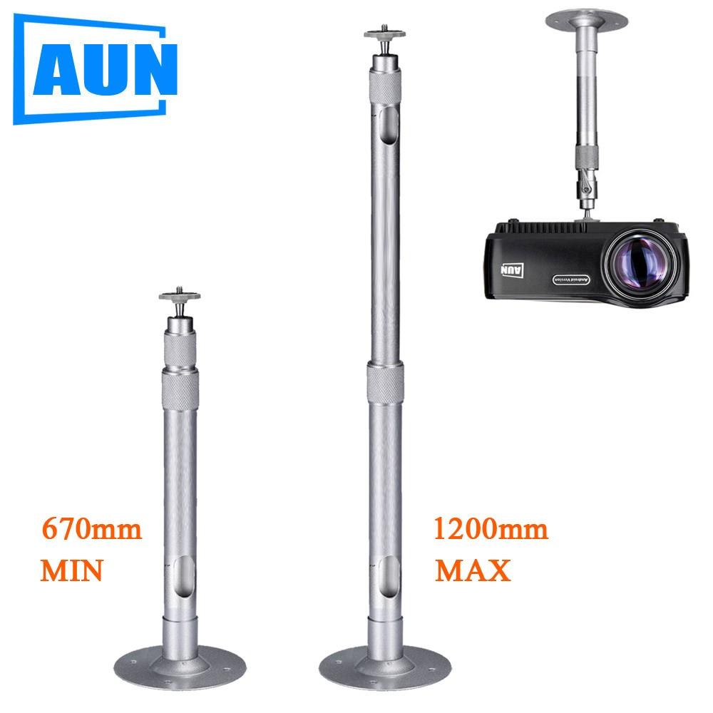 АУН Регулируемый Держатель Проектор Потолочное Крепление Максимальная Длина 1200 мм