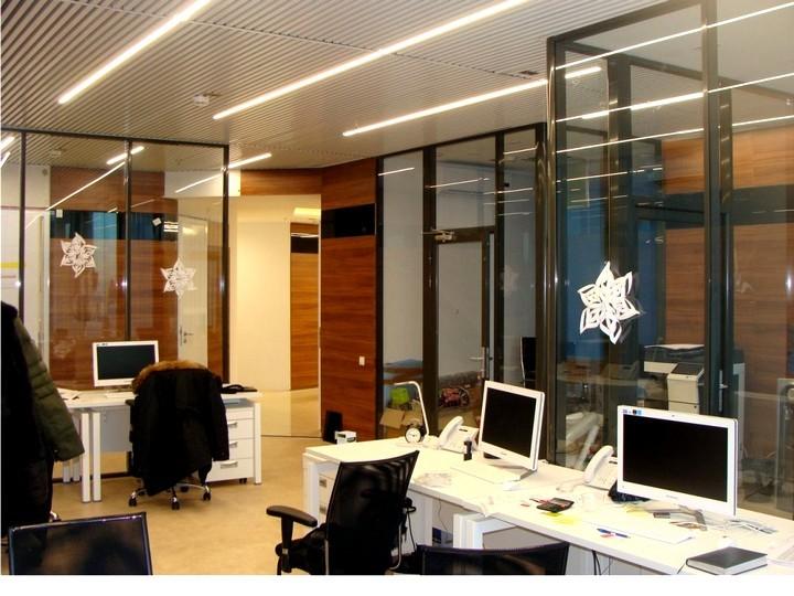 офисные светильники светодиодные