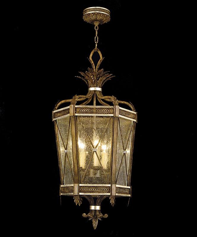 Подвесная люстра - фонарь Fine Art Lamps 809440