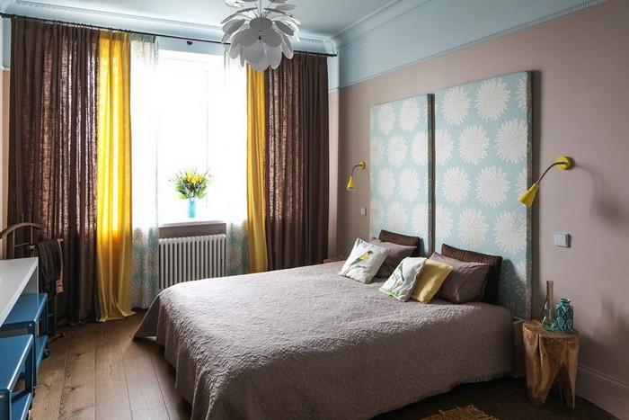 Люстра для маленькой спальни