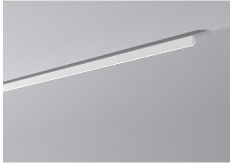 Потолочный плинтус с гладким профилем NMC T4