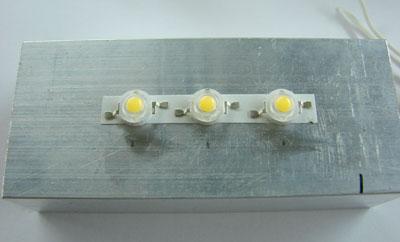 самодельные светодиодные светильники